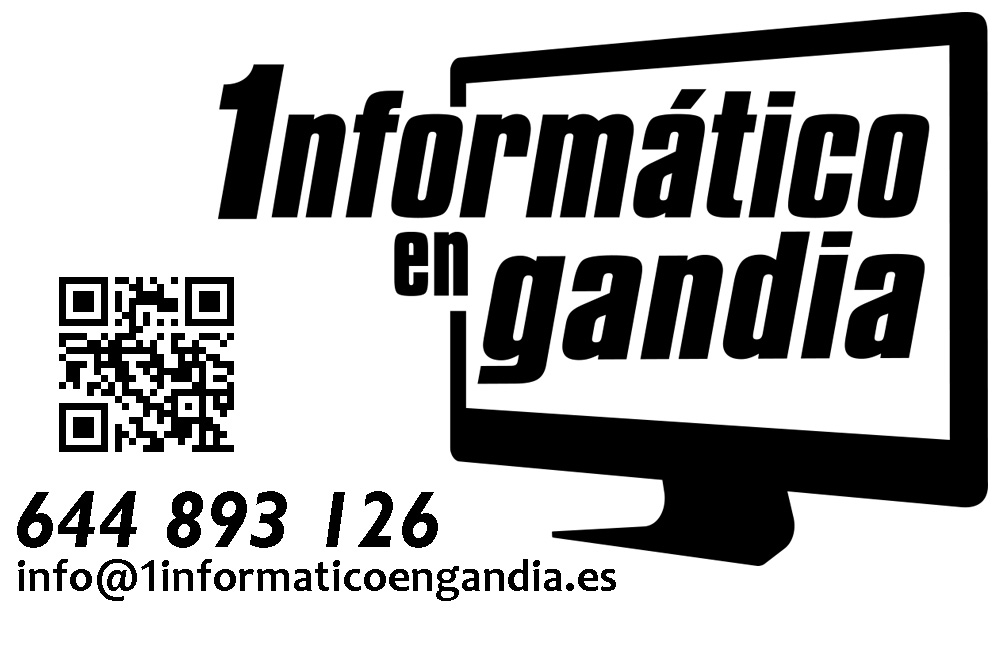 Contacto 1 informatico en Gandia